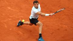 Григор Димитров падна на шесто място в ранглистата на ATP