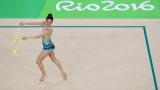 Неви Владинова защити достойно честта на българската художествена гимнастика