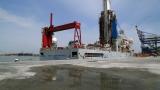 Нефт бликнал в черноморското находище Хан Аспарух