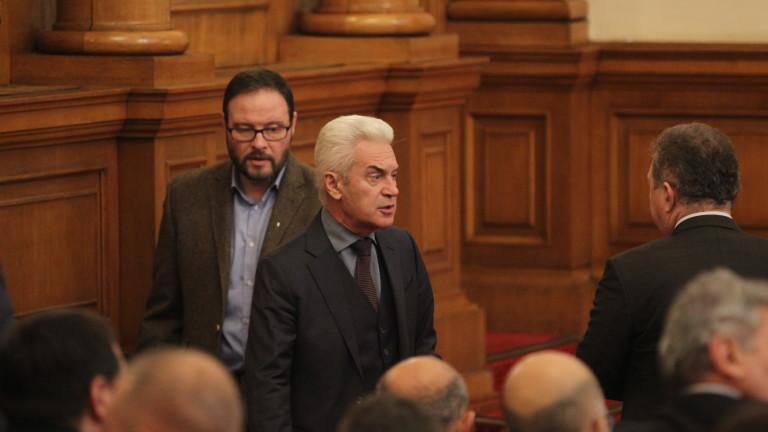 Патриотите искат ГЕРБ да изтеглят Истанбулската конвенция