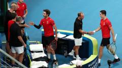 Вижте 1/4-финалите на ATP Cup