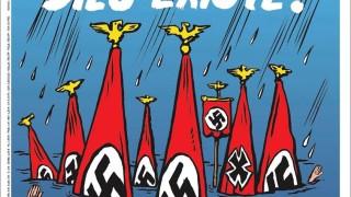 """""""Шарли Ебдо"""" пуска брой за потопа в Тексас"""