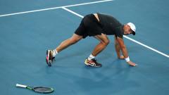 Димитър Кузманов е под въпрос за Sofia Open