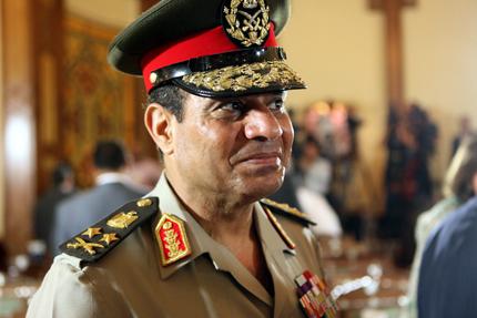 Новото правителство на Египет положи клетва пред Сиси