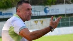Неделчо Матушев: Пожелавам късмет на ЦСКА, Зоря е много корав съперник