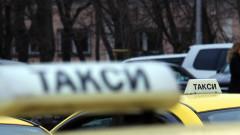 Таксиджии на протест в столицата, искат актуализиране на тарифите за превоз