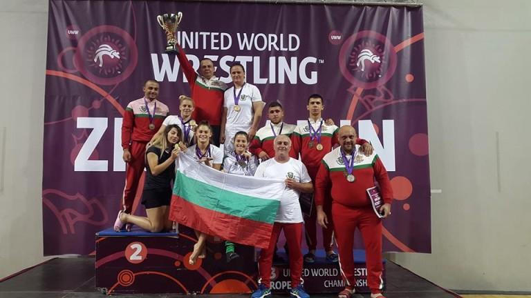 България стана първа сила в Европа в неолимпийските стилове по