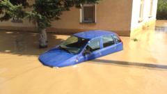 Откриха още една жертва на потопа в Мизия