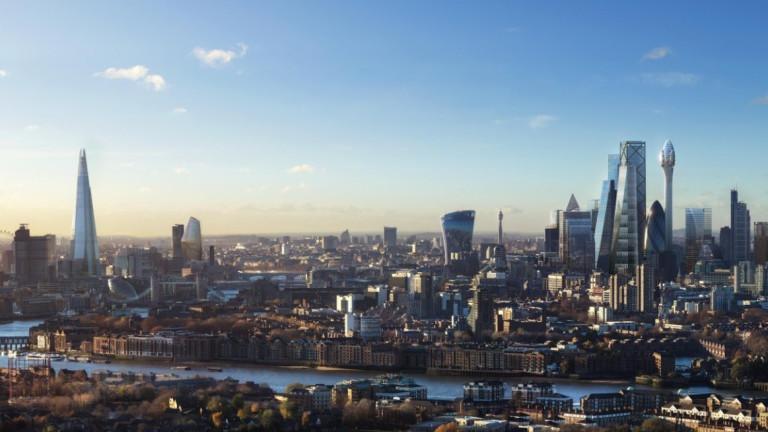 Финансовият сектор на Великобритания иска здрава връзка с ЕС след Брекзит