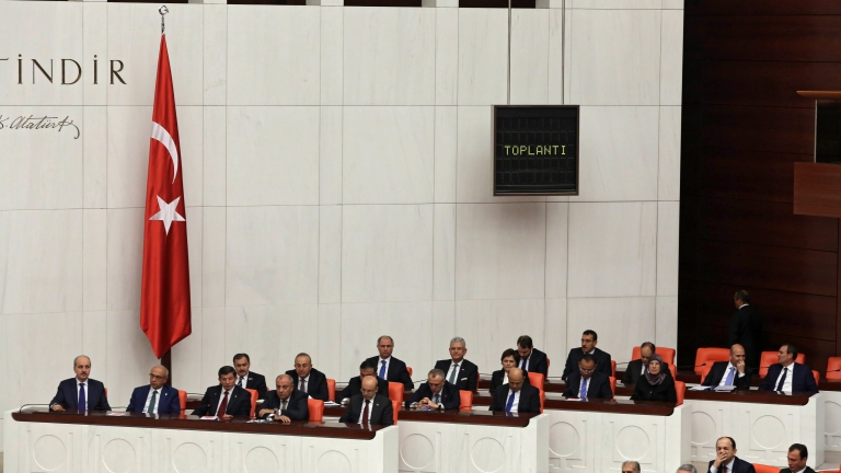 Турция търси в 500 000 дигитални документи още доказателства срещу Гюлен