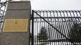 Изгонените от САЩ руски дипломати могат да прекарат Нова година на самолета за Москва