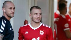 Потвърди се новината на ТОПСПОРТ: ЦСКА продаде Ангел Лясков на словенски гранд