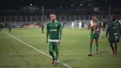 Бразилски футболист се сбогува с Лудогорец