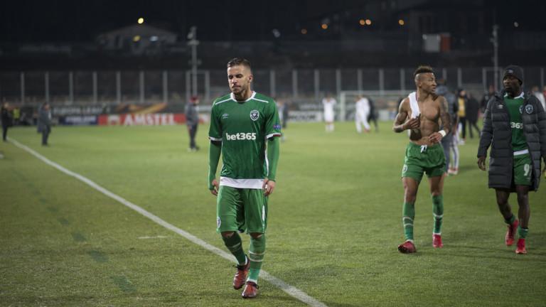 Лудогорец се разделя с един от бразилските си футболисти