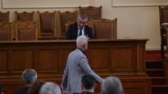 Волен Сидеров и Валери Сименов като храна за медиите