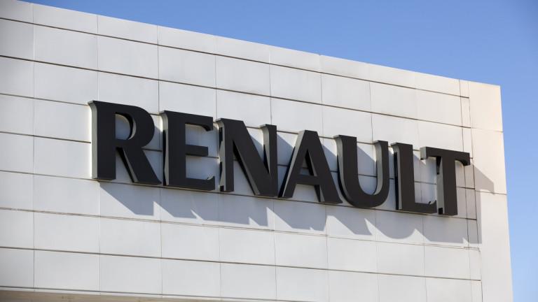 Renault назначи нов временен главен изпълнителен директор, който да поеме