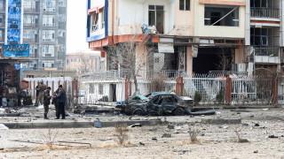 Много убити и ранени от кола бомба в Кабул