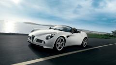Top Gear обяви Alfa 8C Spider за най-красива