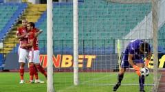 Витоша (Бистрица) - ЦСКА 0:2, голове на Тиаго и Пинто!
