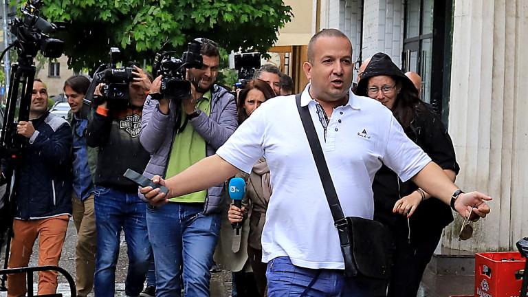 Над три часа продължи разпитът на бизнесмена Светослав Илчовски в