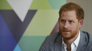 Принц Хари притесни кралския двор