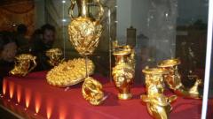Нов химически анализ ще доказва автентичността на Панагюрското съкровище