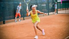 Петя Аршинкова във втория кръг на турнира в Анталия