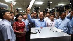 Управляващите в Камбоджа спечелиха всички парламентарни места