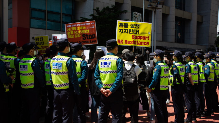 САЩ въведоха санкции на редица китайски граждани заради Хонконг