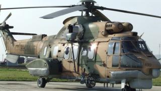 Португалските ВВС патрулират над балтийските републики