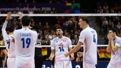 Волейболистите на Франция спечелиха олимпийската квота за Токио 2020