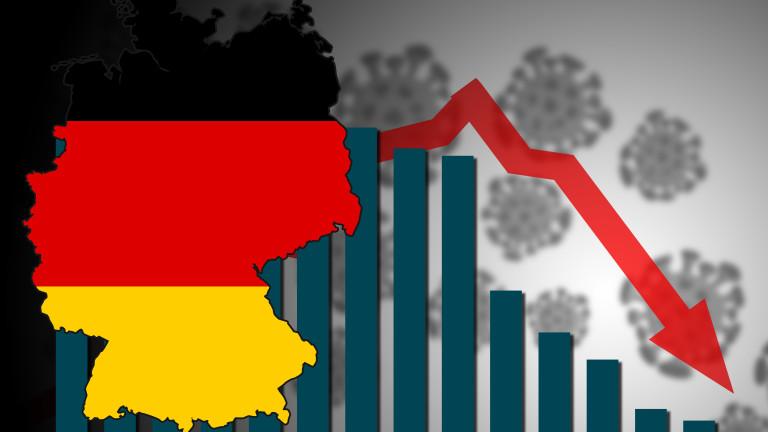 Рязък спад на износа на Германия за Великобритания заради Брекзит и пандемията