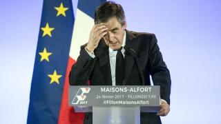 Три четвърти от французите искат Фийон да се оттегли от битката за президент