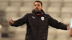Спортният директор на Ал Сад: Шави може да отиде, където поиска