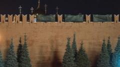 Ураган повреди стената на Кремъл