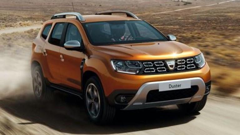 Dacia e лидер по продажби в България за шеста поредна година