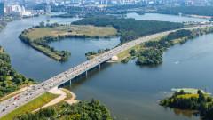 Край две магистрали в покрайнините на Москва са намират най-скъпите имоти в Русия