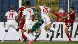 Антов с два гола в 40 мача за ЦСКА в Първа лига