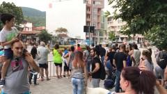 Засилено полицейско присъствие в Асеновград след снощния протест