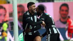 Бешикташ излезе втори в Турция след класическа победа