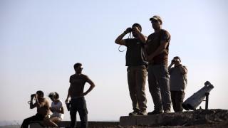 Израел удари ирански цели в Сирия след ракетния обстрел