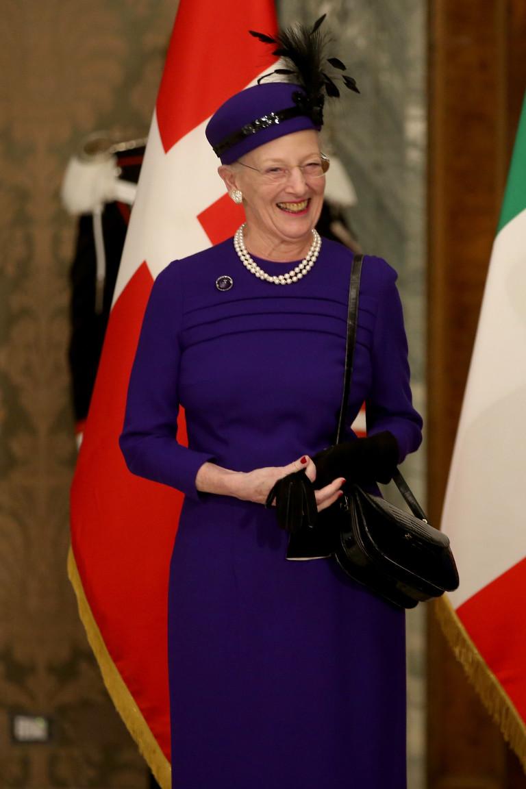 Кралица Маргрет II