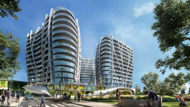 Снимка: Една от най-големите строителни фирми в Румъния започва жилищен и бизнес проект за €100 милиона в Букурещ