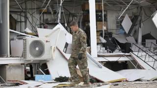 Ракети удариха военна база в Ирак, в която има чужди войски