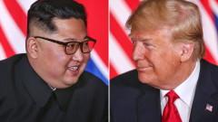 Северна Корея настоява САЩ да отменят санкциите, за да има среща между Ким и Тръмп