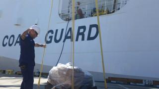 Бреговата охрана на Коста Рика задържа два тона кокаин