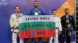 Стилиян Георгиев с нов златен медал от Европейско първенство по бразилско джу-джицу