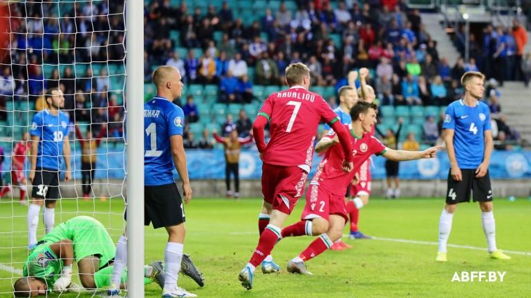 Беларус постигна първа победа по пътя към Евро 2020. Момчетата