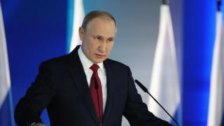Как откраднаха шоуто на Путин по казуса с Либия