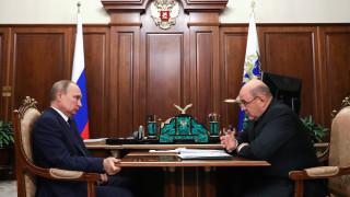 Путин предложи Михаил Мишустин за премиер